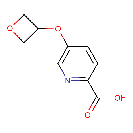 5-(Oxetan-3-yloxy)pyridine-2-carboxylic acid