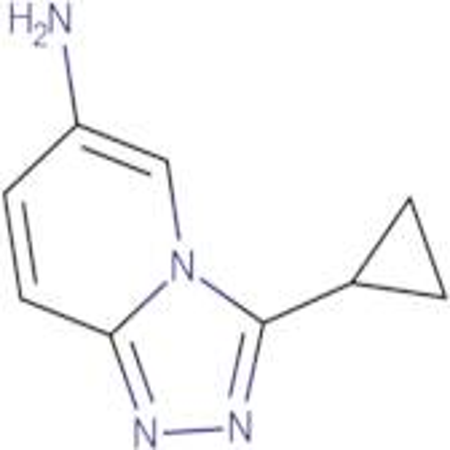 3-Cyclopropyl-[1,2,4]triazolo[4,3-a]pyridin-6-amine