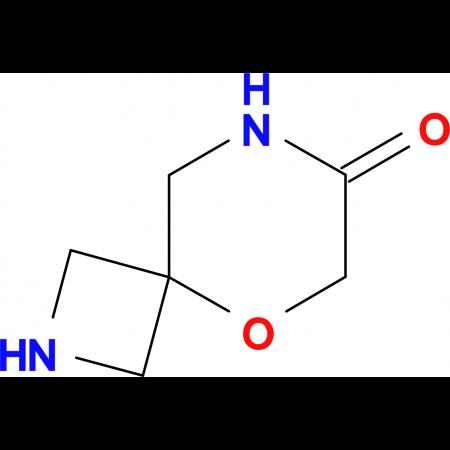5-Oxa-2,8-diazaspiro[3.5]nonan-7-one