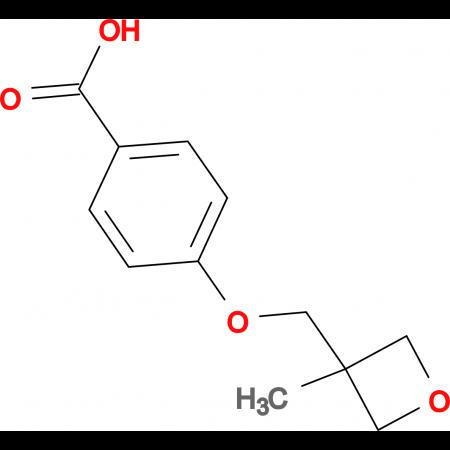 4-[(3-Methyloxetan-3-yl)methoxy]benzoic acid