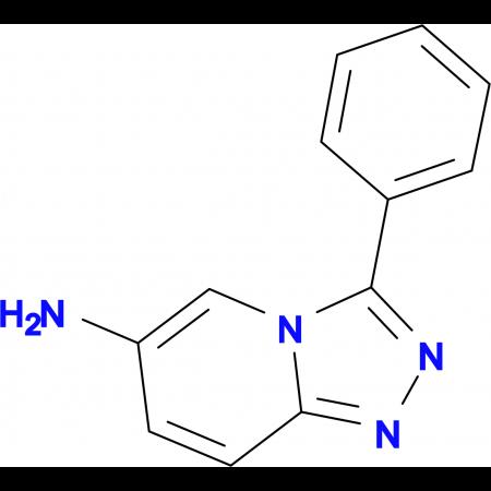 3-Phenyl-[1,2,4]triazolo[4,3-a]pyridin-6-amine
