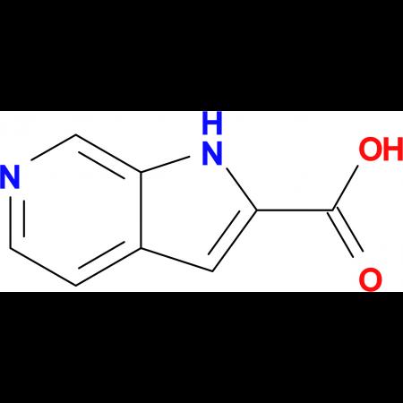 1H-Pyrrolo[2,3-c]pyridine-2-carboxylic acid