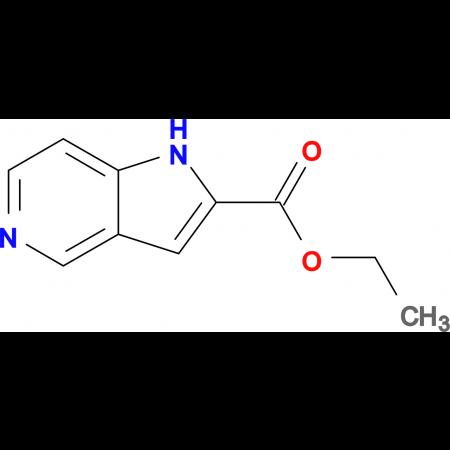 Ethyl 1H-pyrrolo[3,2-c]pyridine-2-carboxylate