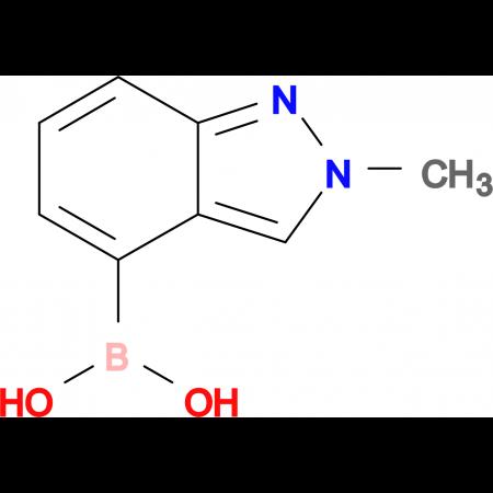 (2-Methyl-2H-indazol-4-yl)boronic acid