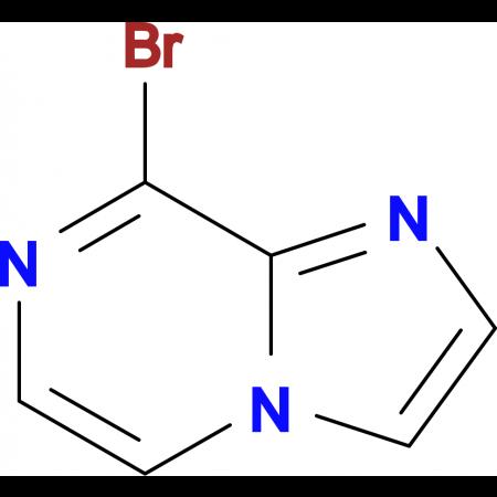 8-Bromoimidazo[1,2-a]pyrazine