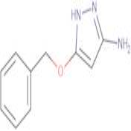 5-(Benzyloxy)-1H-pyrazol-3-amine