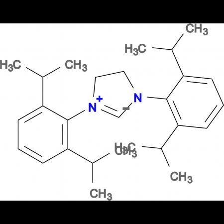 1,3-Bis(2,6-diisopropylphenyl)-4,5-dihydro-1H-imidazol-3-ium-2-ide