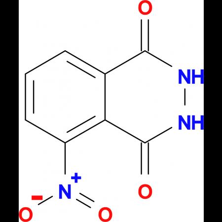 5-Nitro-2,3-dihydrophthalazine-1,4-dione