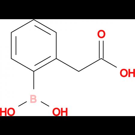 2-(2-Boronophenyl)acetic acid