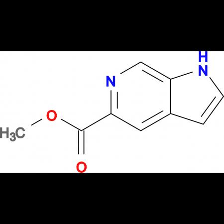 Methyl 1H-pyrrolo[2,3-c]pyridine-5-carboxylate
