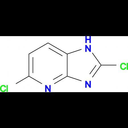 2,5-Dichloro-1H-imidazo[4,5-b]pyridine