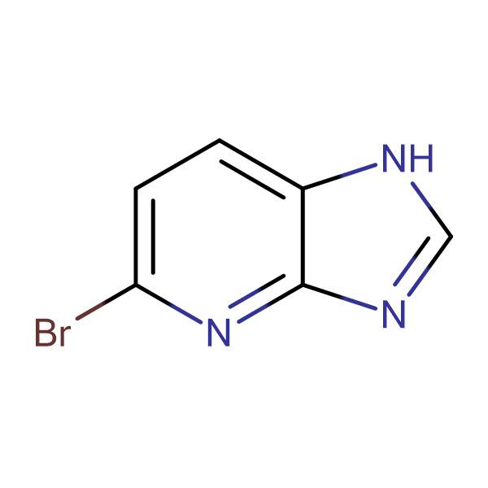 5-Bromo-1H-imidazo[4,5-b]pyridine