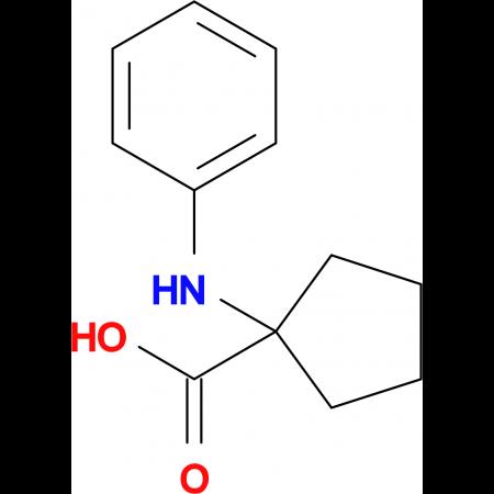 1-(Phenylamino)cyclopentanecarboxylic acid