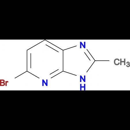 5-Bromo-2-methyl-3H-imidazo[4,5-b]pyridine