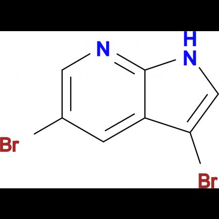 3,5-Dibromo-1H-pyrrolo[2,3-b]pyridine