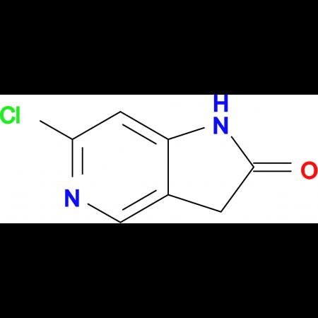 6-Chloro-1H-pyrrolo[3,2-c]pyridin-2(3H)-one