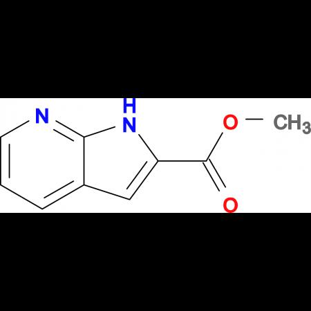 Methyl 1H-pyrrolo[2,3-b]pyridine-2-carboxylate