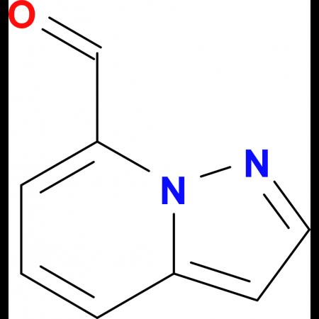 Pyrazolo[1,5-a]pyridine-7-carbaldehyde