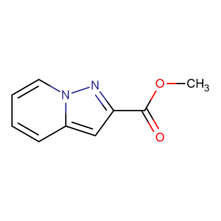 Methyl pyrazolo[1,5-a]pyridine-2-carboxylate