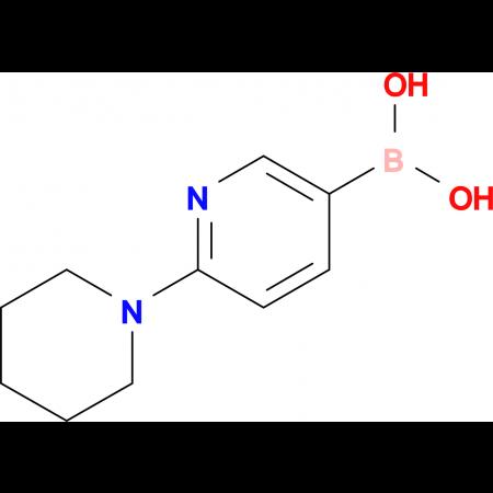 (6-(Piperidin-1-yl)pyridin-3-yl)boronic acid