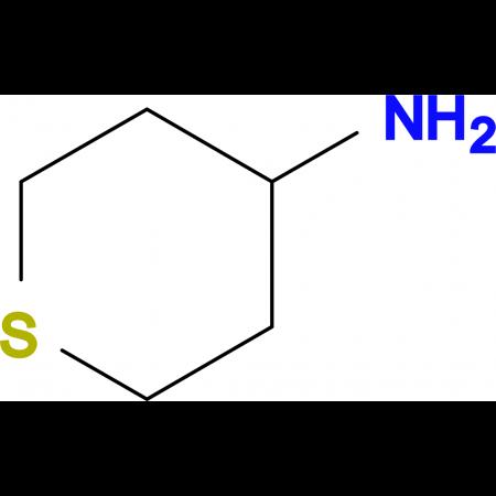 Tetrahydro-2H-thiopyran-4-amine