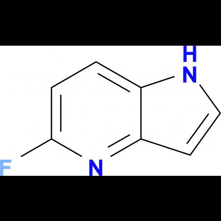 5-Fluoro-1H-pyrrolo[3,2-b]pyridine