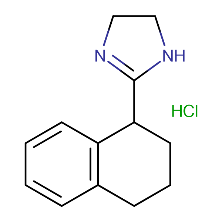 Tetrahydrozoline hydrochloride
