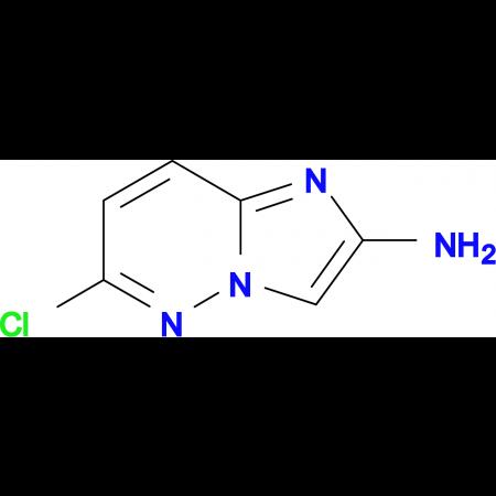 2-Amino-6-chloroimidazo[1,2-b]pyridazine