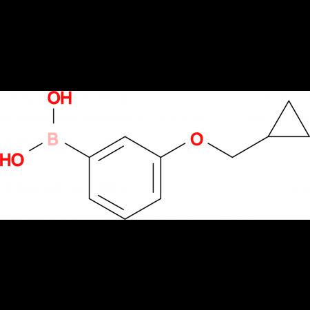 (3-(Cyclopropylmethoxy)phenyl)boronic acid