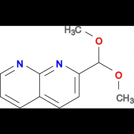 2-(Dimethoxymethyl)-1,8-naphthyridine