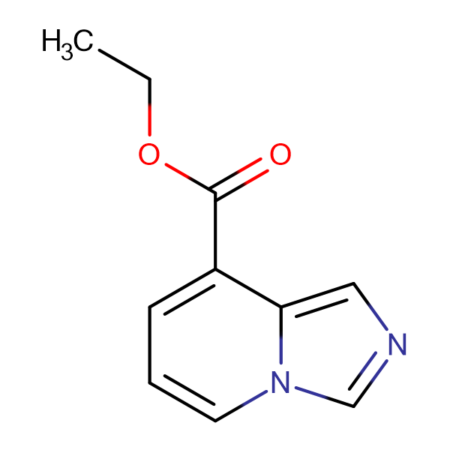 Ethyl imidazo[1,5-a]pyridine-8-carboxylate