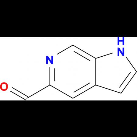 1H-Pyrrolo[2,3-c]pyridine-5-carbaldehyde