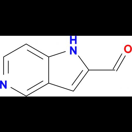 1H-Pyrrolo[3,2-c]pyridine-2-carbaldehyde