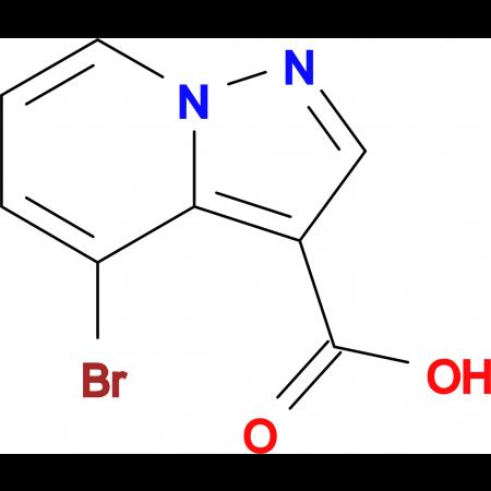4-Bromopyrazolo[1,5-a]pyridine-3-carboxylic acid