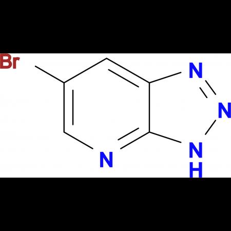 6-Bromo-3H-[1,2,3]triazolo[4,5-b]pyridine