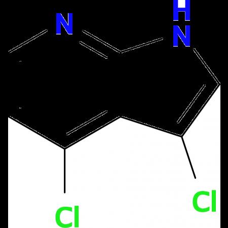 3,4-Dichloro-1H-pyrrolo[2,3-b]pyridine