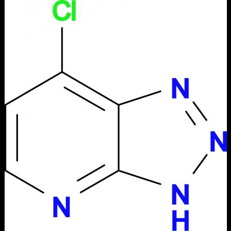 7-Chloro-3H-[1,2,3]triazolo[4,5-b]pyridine
