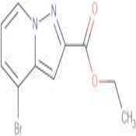 Ethyl 4-bromopyrazolo[1,5-a]pyridine-2-carboxylate
