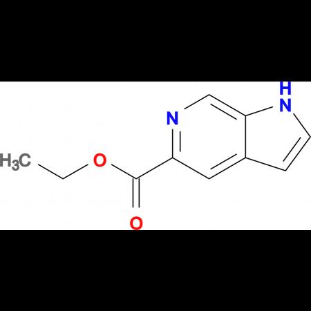 Ethyl 1H-pyrrolo[2,3-c]pyridine-5-carboxylate