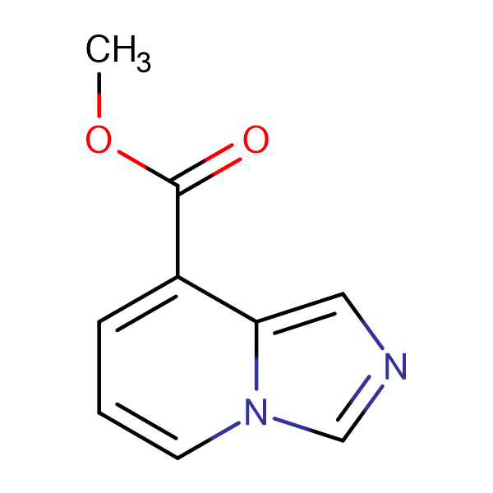 Methyl imidazo[1,5-a]pyridine-8-carboxylate
