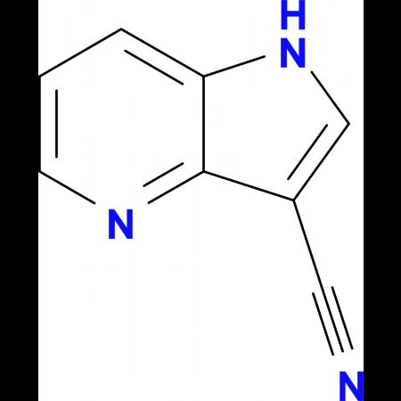 1H-Pyrrolo[3,2-b]pyridine-3-carbonitrile