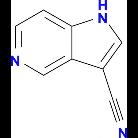 1H-Pyrrolo[3,2-c]pyridine-3-carbonitrile