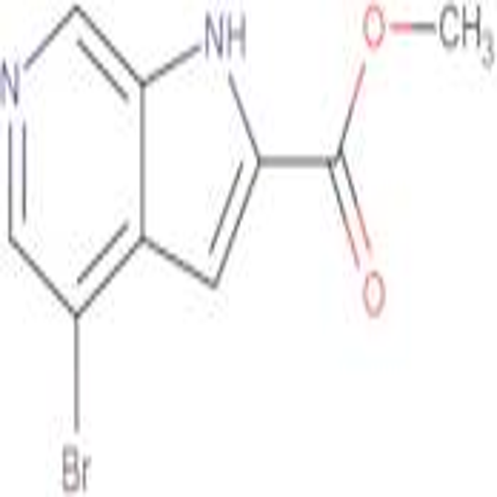 Methyl 4-bromo-1H-pyrrolo[2,3-c]pyridine-2-carboxylate