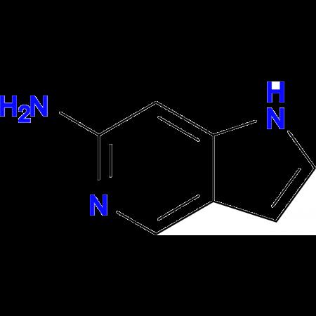 1H-Pyrrolo[3,2-c]pyridin-6-amine