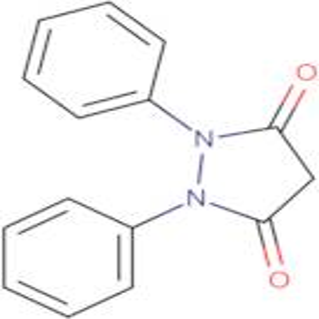 1,2-Diphenylpyrazolidine-3,5-dione
