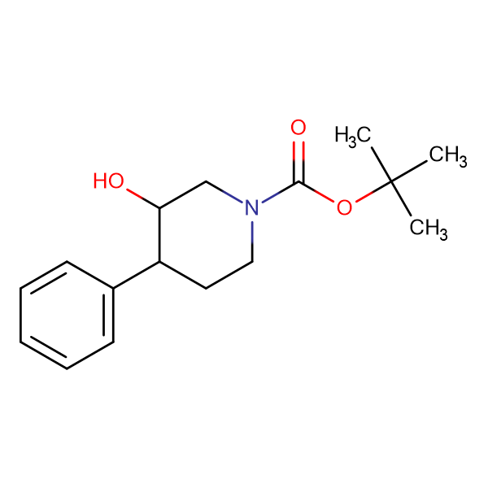 1-Boc-3-Hydroxy-4-phenylpiperidine