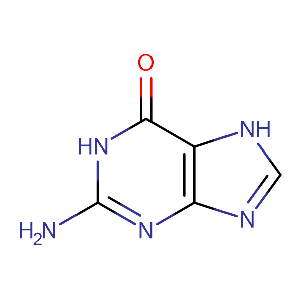 2-Amino-1H-purin-6(7H)-one