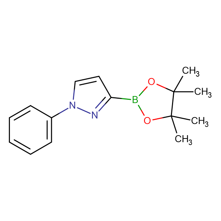 1-Phenyl-3-(4,4,5,5-tetramethyl-1,3,2-dioxaborolan-2-yl)-1H-pyrazole