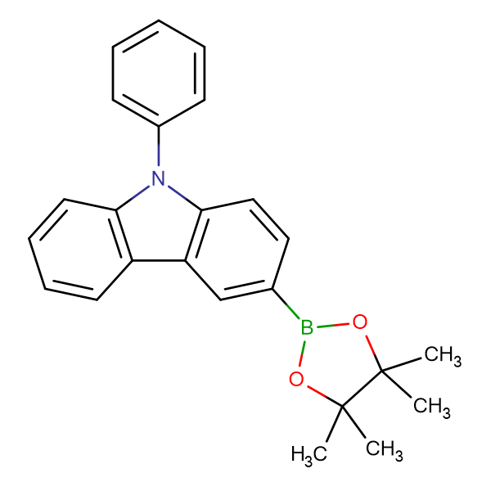 9-Phenyl-9H-carbazol-3-yl-3-boronic acid pinacol ester