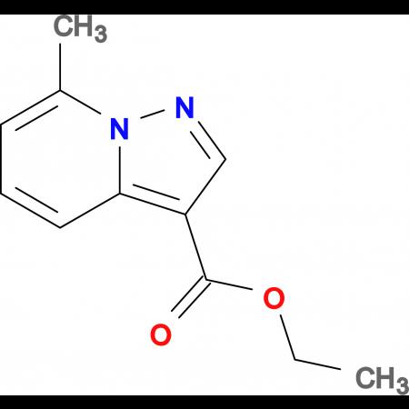 Ethyl 7-methylpyrazolo[1,5-a]pyridine-3-carboxylate